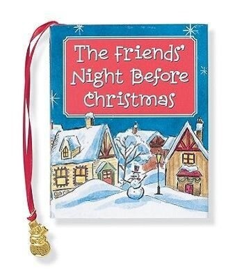 The Friend's Night Before Christmas als Buch