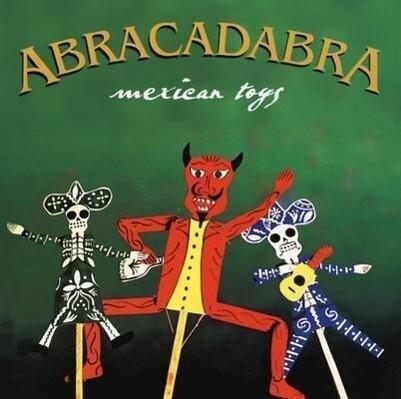 Abracadabra: Mexican Toys als Taschenbuch