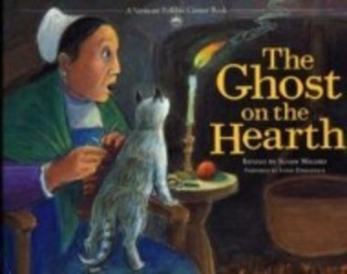 Ghost on the Hearth als Buch