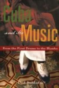 Cuba and Its Music als Buch