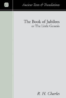 The Book of Jubilees: Or the Little Genesis als Taschenbuch