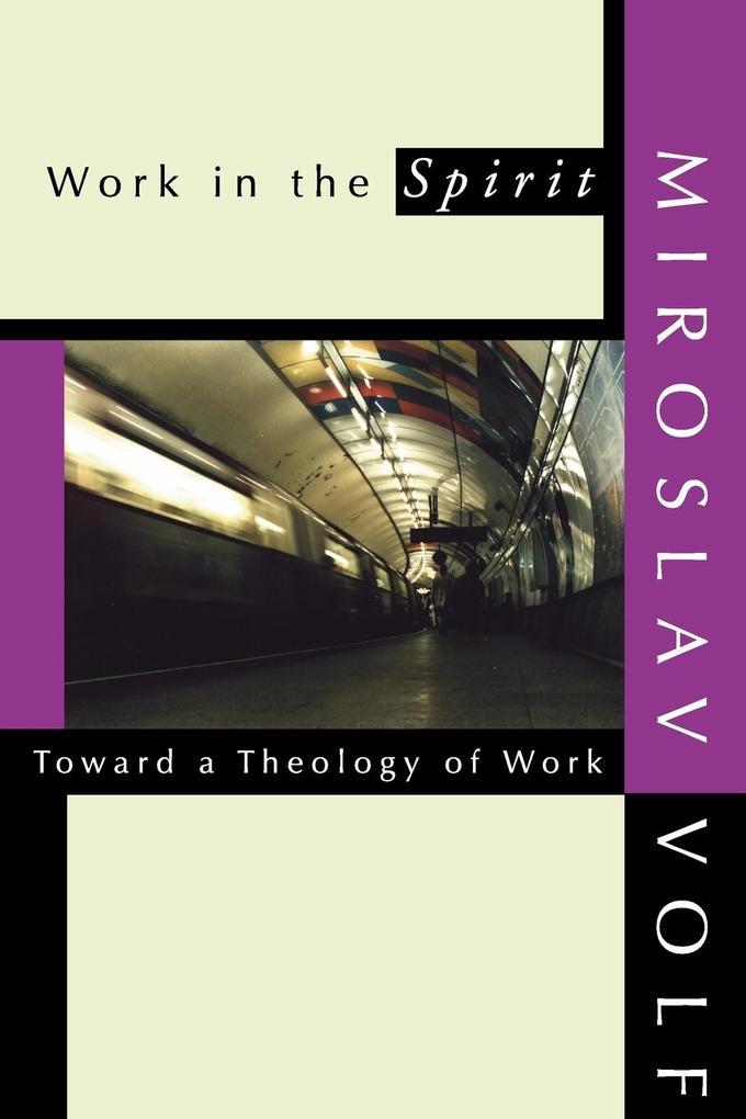 Work in the Spirit als Buch