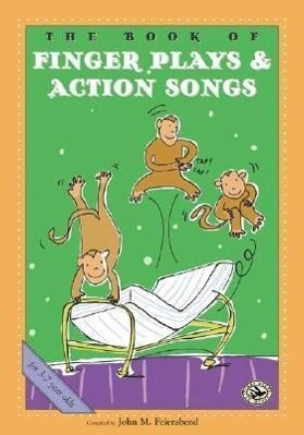 The Book of Finger Plays & Action Songs als Taschenbuch