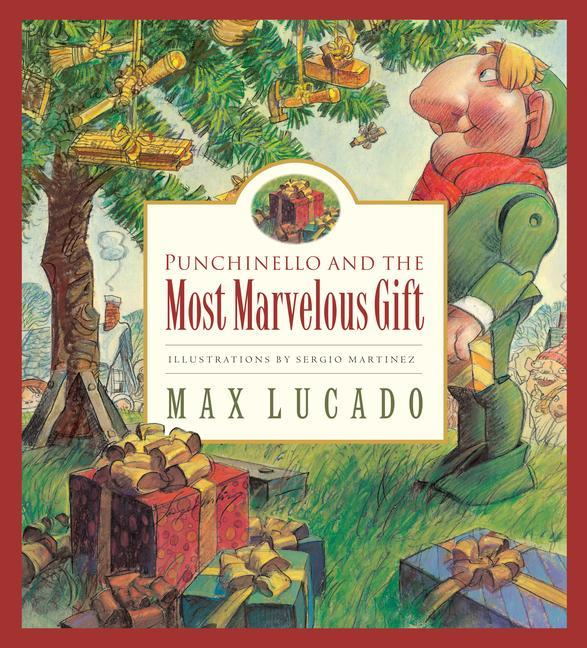 Punchinello and the Most Marvelous Gift als Buch