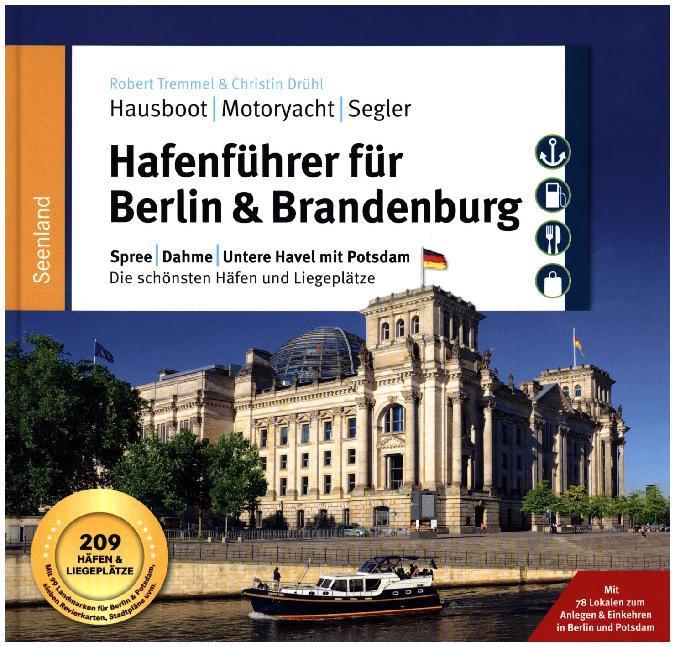Hafenführer für Hausboote: Berlin & Brandenburg...