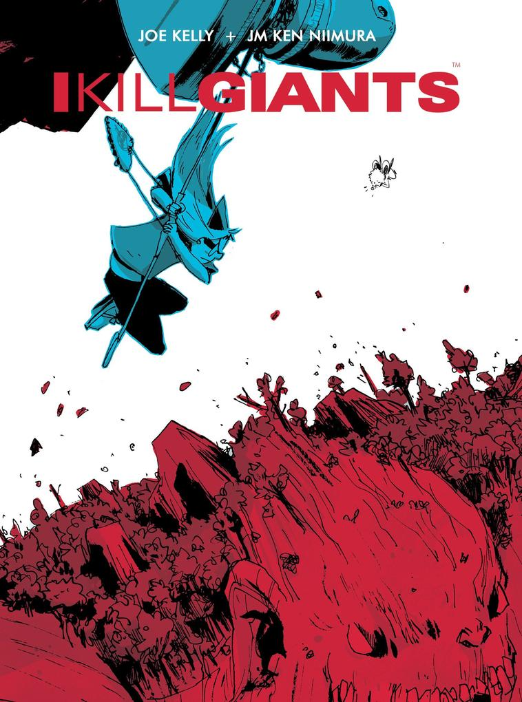 I Kill Giants 5th Anniversary Ed. als eBook Dow...