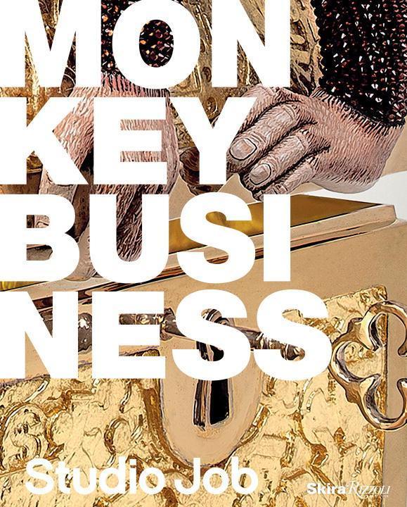 Studio Job: Monkey Business als Buch von Job Sm...