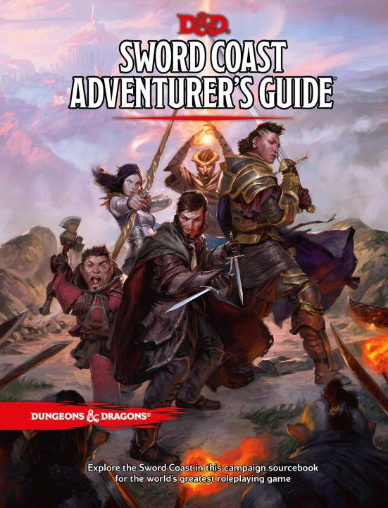 Sword Coast Adventurer´s Guide als Buch von Wiz...