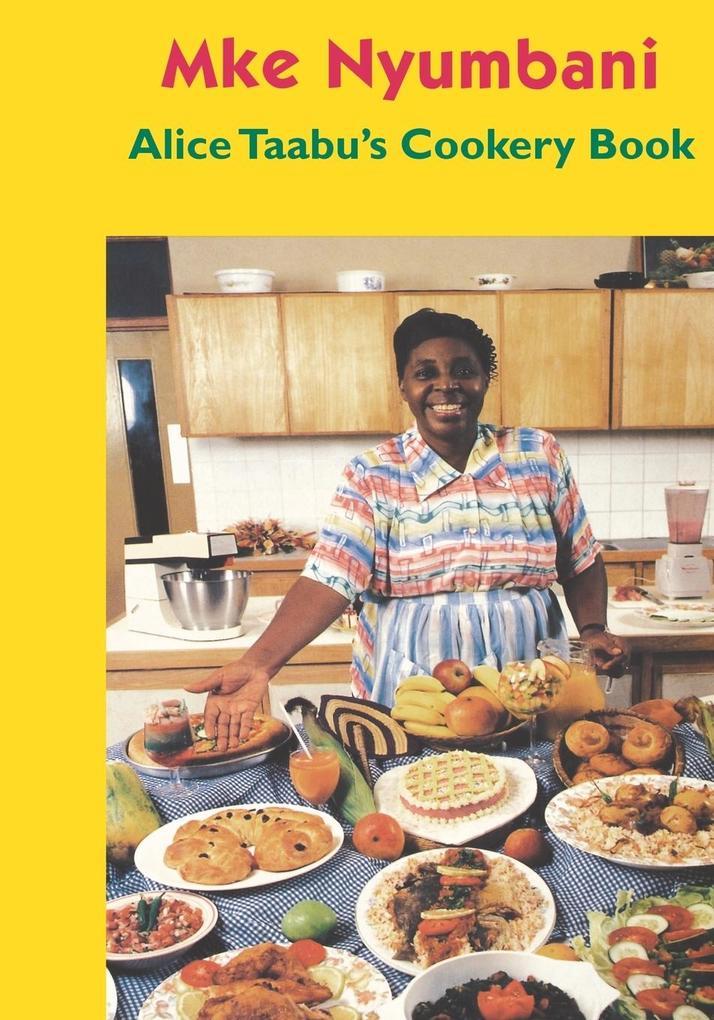 Alice Taabu's Cookery Book als Taschenbuch