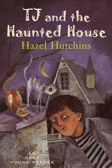 Tj and the Haunted House als Taschenbuch