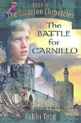 The Battle for Carnillo als Taschenbuch