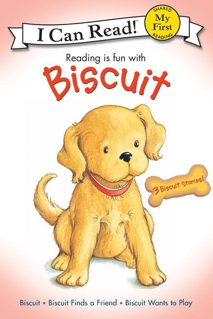 Biscuit's My First I Can Read Book Collection als Taschenbuch