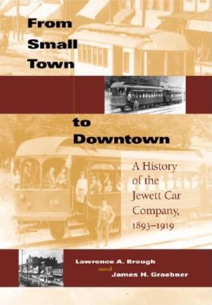 From Small Town to Downtown als Buch