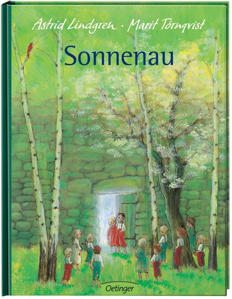 Oetinger - Sonnenau als Buch