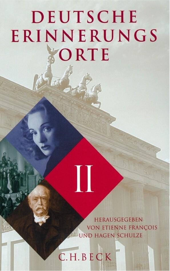 Deutsche Erinnerungsorte 2 als Buch