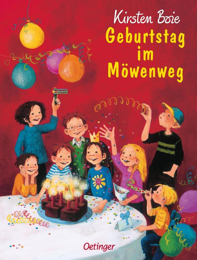 Geburtstag im Möwenweg als Buch