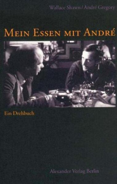 Mein Essen mit André als Buch