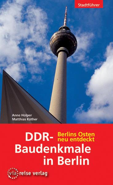 DDR-Baudenkmale in Berlin als Buch