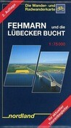 Deutsche Ostseeküste 02. Fehmarn und die Lübecker Bucht 1 : 75 000