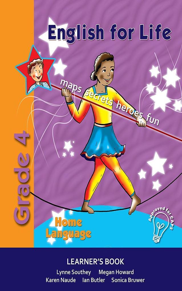 English for Life Learner´s Book Grade 4 Home La...