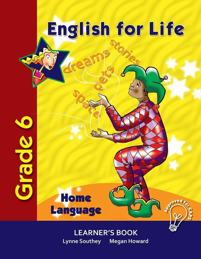 English for Life Learner´s Book Grade 6 Home La...