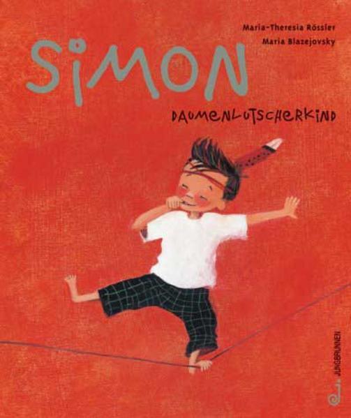 Simon Daumenlutscherkind als Buch