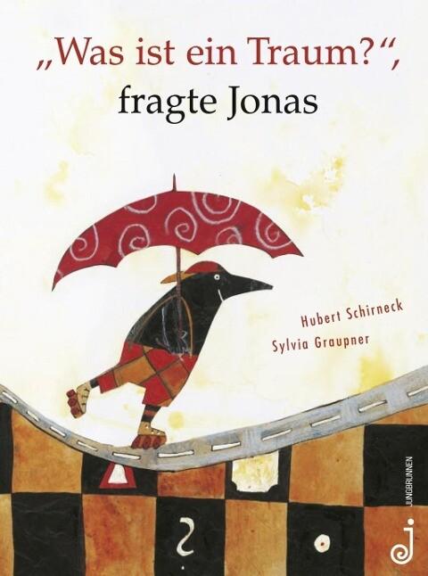 'Was ist ein Traum?', fragte Jonas als Buch