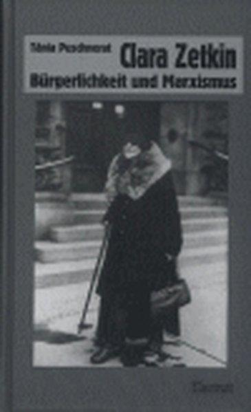 Clara Zetkin als Buch