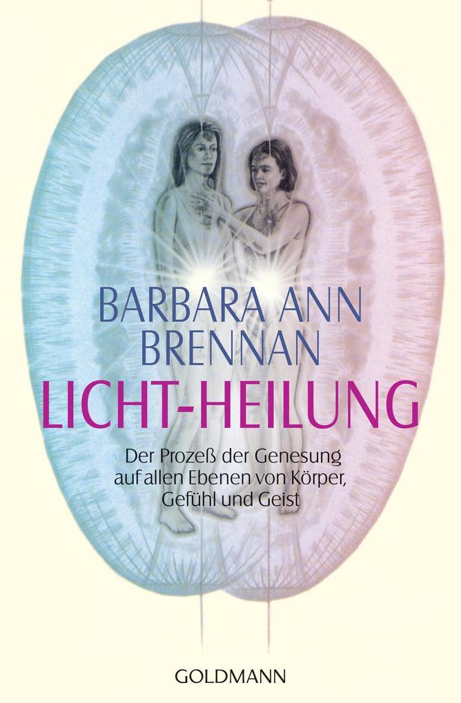 Licht-Heilung als Taschenbuch