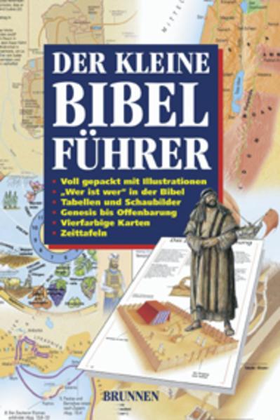 Der kleine Bibelführer als Buch