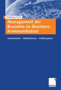 Management der Business-to-Business-Kommunikation