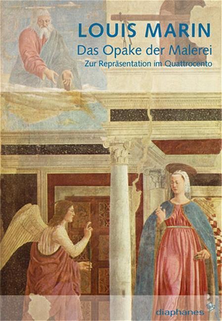 Opazität der Malerei als Buch