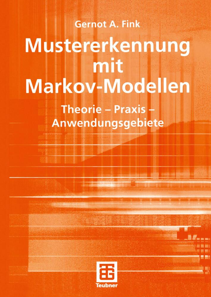 Mustererkennung mit Markov-Modellen als Buch