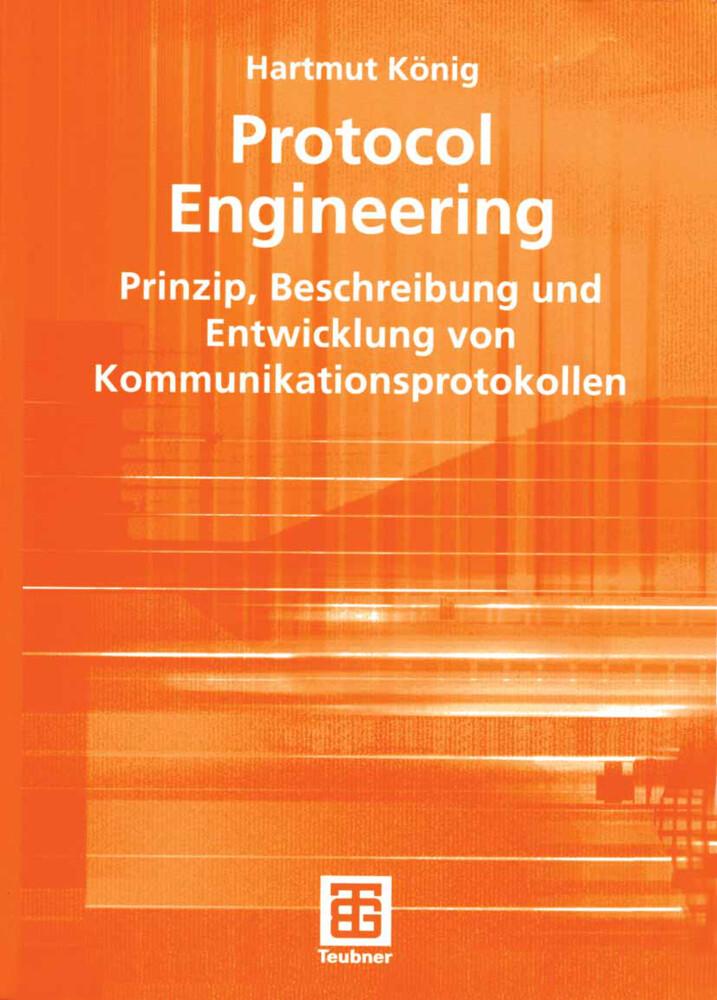 Protocol Engineering als Buch (kartoniert)