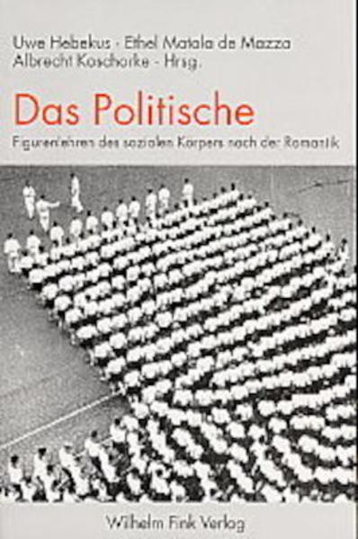 Das Politische als Buch