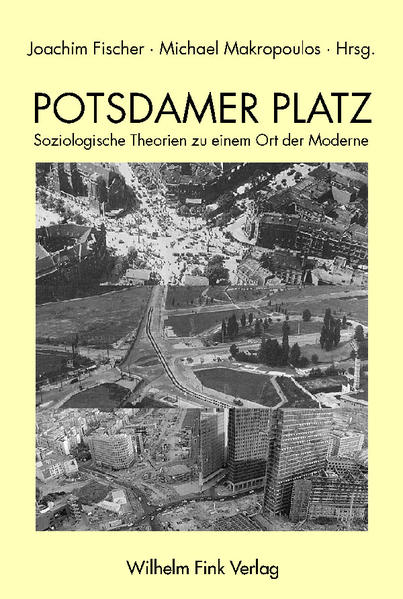 Potsdamer Platz als Buch