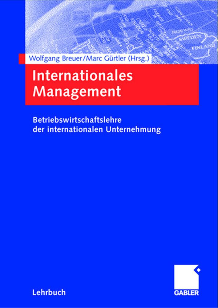 Internationales Management als Buch