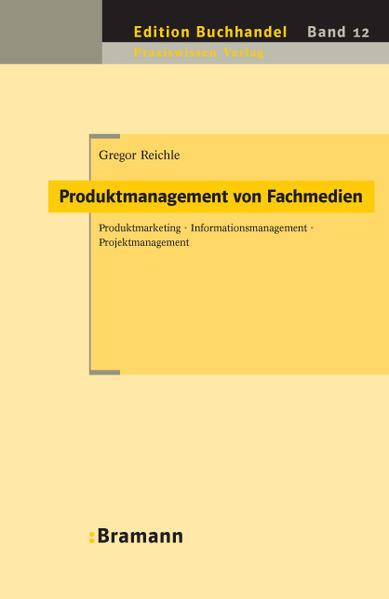 Produktmanagement für Fachmedien als Buch