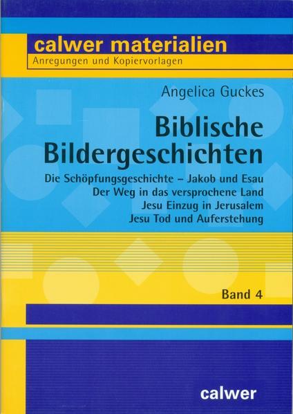 Biblische Bildergeschichten 4 als Buch