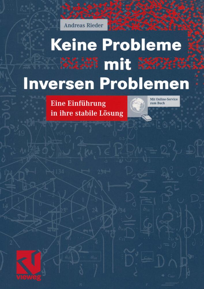 Keine Probleme mit inversen Problemen als Buch