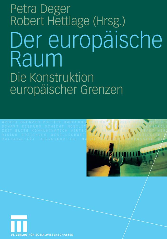 Der europäische Raum als Buch