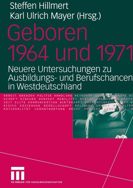 Geboren 1964 und 1971 als Buch