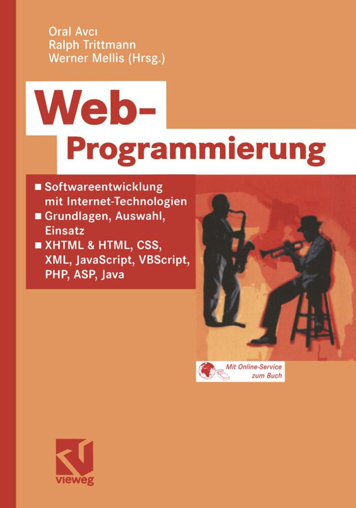 Web-Programmierung als Buch von