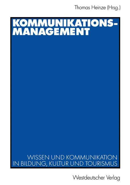 Kommunikationsmanagement als Buch