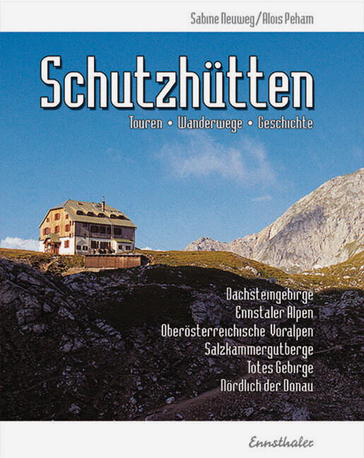 Schutzhütten als Buch
