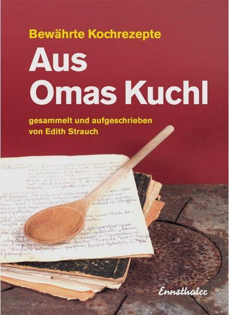 Aus Omas Kuchl als Buch