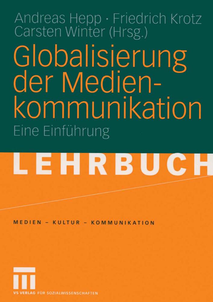 Globalisierung der Medienkommunikation als Buch