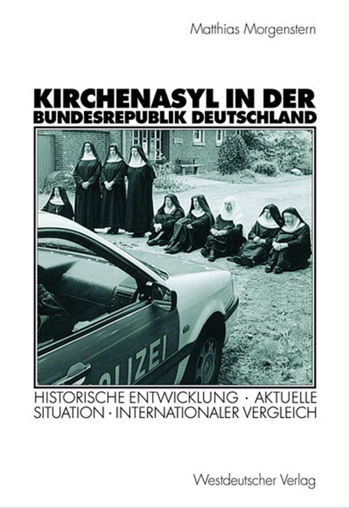 Kirchenasyl in der Bundesrepublik Deutschland als Buch