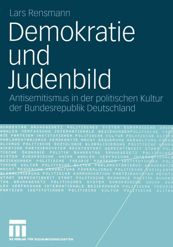 Demokratie und Judenbild als Buch