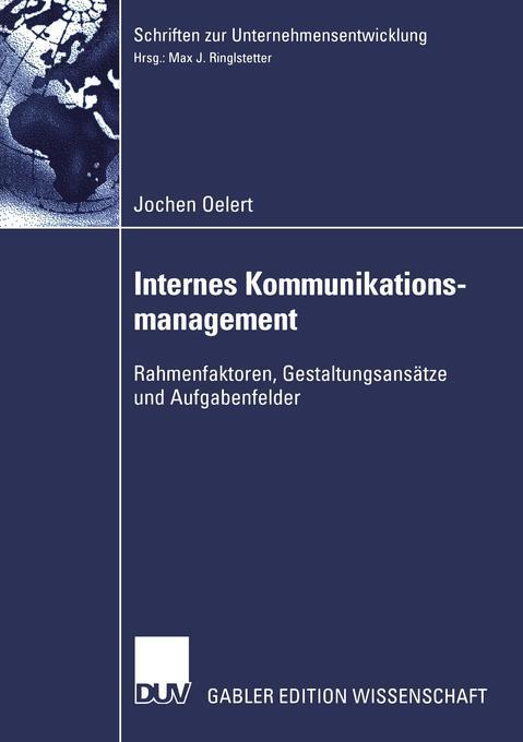 Internes Kommunikationsmanagement als Buch